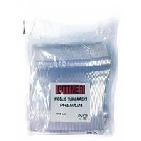 Вилка стекловидная BITTNER premium 18см 100шт прозрачная