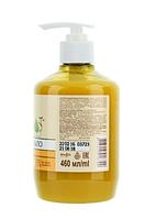 Жидкое мыло Зеленая Аптека облипиха+липа 460 мл  с дозатором