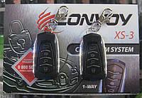 Автосигнализация Convoy XS-3, фото 1