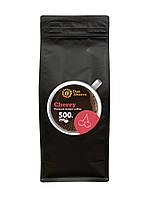Кофе растворимый с ароматом Вишни 500 г сублимированный