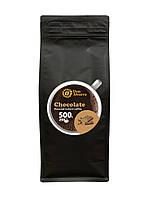 Кофе растворимый с ароматом Шоколада 500 г сублимированный
