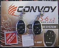Автосигнализация Convoy XS-6 V.2, фото 1