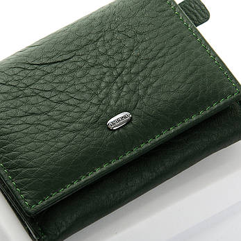 Кошелек Classic кожа DR. BOND WS-6 темно-зеленый, фото 2