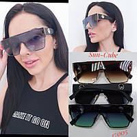 Очки женские, солнцезащитные очки FENDI