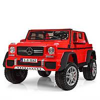 Детский электромобиль Mercedes Benz M 4000EBLR-3 Красный