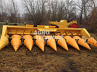 Жатка кукурузная ЖК-80 JOHN GREAVES | ДЖОН ГРИВЗ 2017 года, фото 1
