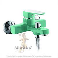 Смеситель для ванны с душем Mixxus missouri 009 euro (green)
