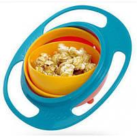 Чашка непроливайка Gyro Bowl Неваляшка MHZ N01235, фото 2