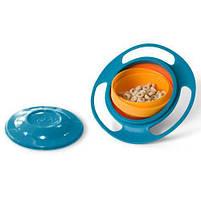 Чашка непроливайка Gyro Bowl Неваляшка MHZ N01235, фото 3