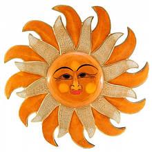 Солнце из дерева