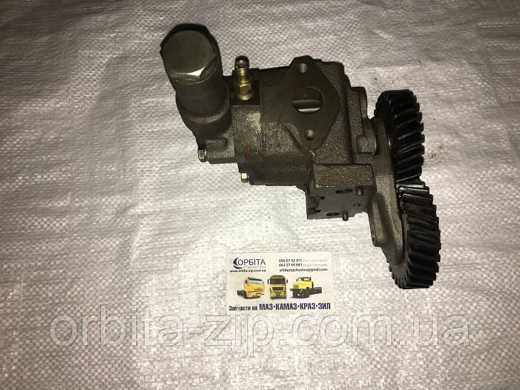 236-1011014-Р Насос масляний двигуна ЯМЗ 236, 238 (нового зразка) (Україна)