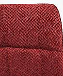 Обеденный стул GLEN красный ткань (бесплатная доставка), фото 9