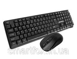 Клавиатура + мышка  (комплект стандарт) Jedel WS 630 русско-английская