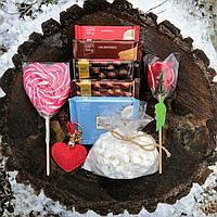 Подарочный набор для неё - Шоколадное ассорти