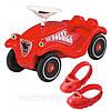 Детская машинка каталка Bobby Car Classic толокар BIG 1303 + накладки на обувь для детей
