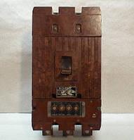 Автоматический выключатель А 3794 250А