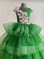 """Детское нарядное платье """"Весна"""""""