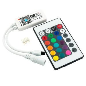 Контроллер RGBW для светодиодной ленты OEM 8А-WIFI-IR24 (2A*4канала)