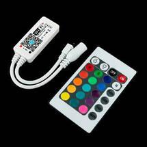 Контроллер RGBW для светодиодной ленты OEM 8А-WIFI-IR24 (2A*4канала), фото 3