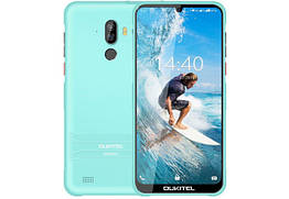 Смартфон Oukitel Y1000 2/32 Gb Blue MediaTek MT6580P 3600 мАч