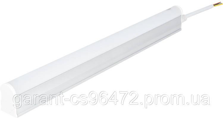 Светильник светодиодный линейниый, накладной e.LED.сh.T5A300.5.5400, 5Вт, 5400К