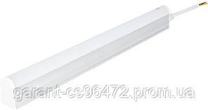 Світильник світлодіодний линейниый, накладної e.LED.сһ.T5A300.5.5400, 5Вт, 5400