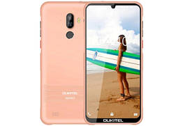 Смартфон Oukitel Y1000 2/32 Gb Pink MediaTek MT6580P 3600 мАч