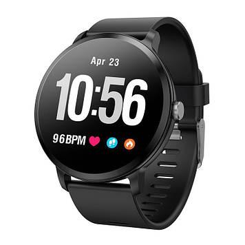 Розумні годинник Smart watch band bracelet COLMI V11 з тонометром Black (SB0001V11B)