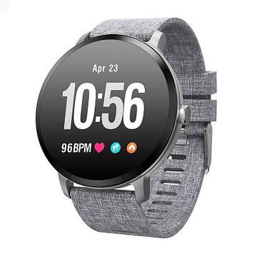 Розумні годинник Smart watch band bracelet COLMI V11 з тонометром Grey (SB0001V11GREY)