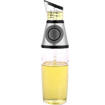 Бутылка дозатор для масла стекло 500мл MHZ R16386-1