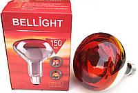 Лампа инфракрасная ИКЗК 150 Вт Е27 Bellight в коробочке + Видео, фото 1