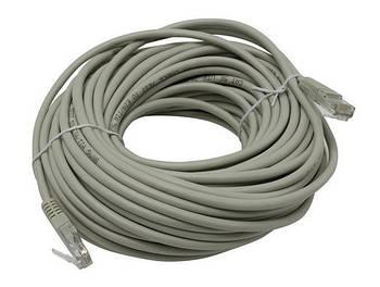 Патч корд RJ45 LAN кабель 20m MHZ 13525-10