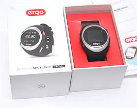Дитячий смарт-годинник ERGO GPS Tracker A010 Silver