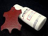Краска для кожи Felice Красно Коричневый 100 мл F042, фото 2