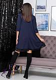 """Асимметричное платье большого размера  """"Emma""""  Батал, фото 8"""