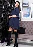 """Асимметричное платье большого размера  """"Emma""""  Батал, фото 9"""
