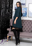 """Асимметричное платье большого размера  """"Emma""""  Батал, фото 10"""