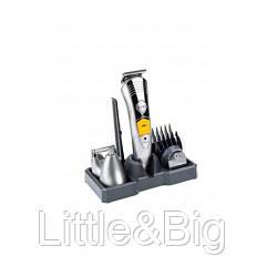 Машинка для стрижки волос триммер kemei 580a 7в1 Top Trends (EW064)