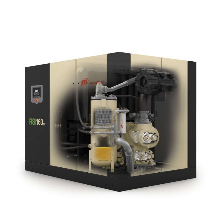Гвинтовий компресор маслозаповнений, модель R90-110ie
