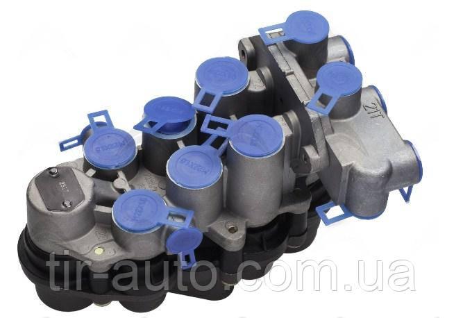 Клапан разгрузочный шестиконтурный RVI Magnum 5010525808 5010422351 ( MAY ) 2473-04
