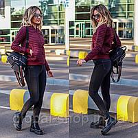 Куртка женская Осень-Весна, Мод. 0192, 3 цвета,  42-44, 44-46, фото 9