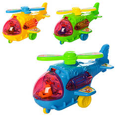 Гелікоптер 551-1