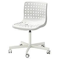 Стілець дитячий, стул детский, стол компьютерный, 690.236.12, IKEA, SKÅLBERG / SPORREN