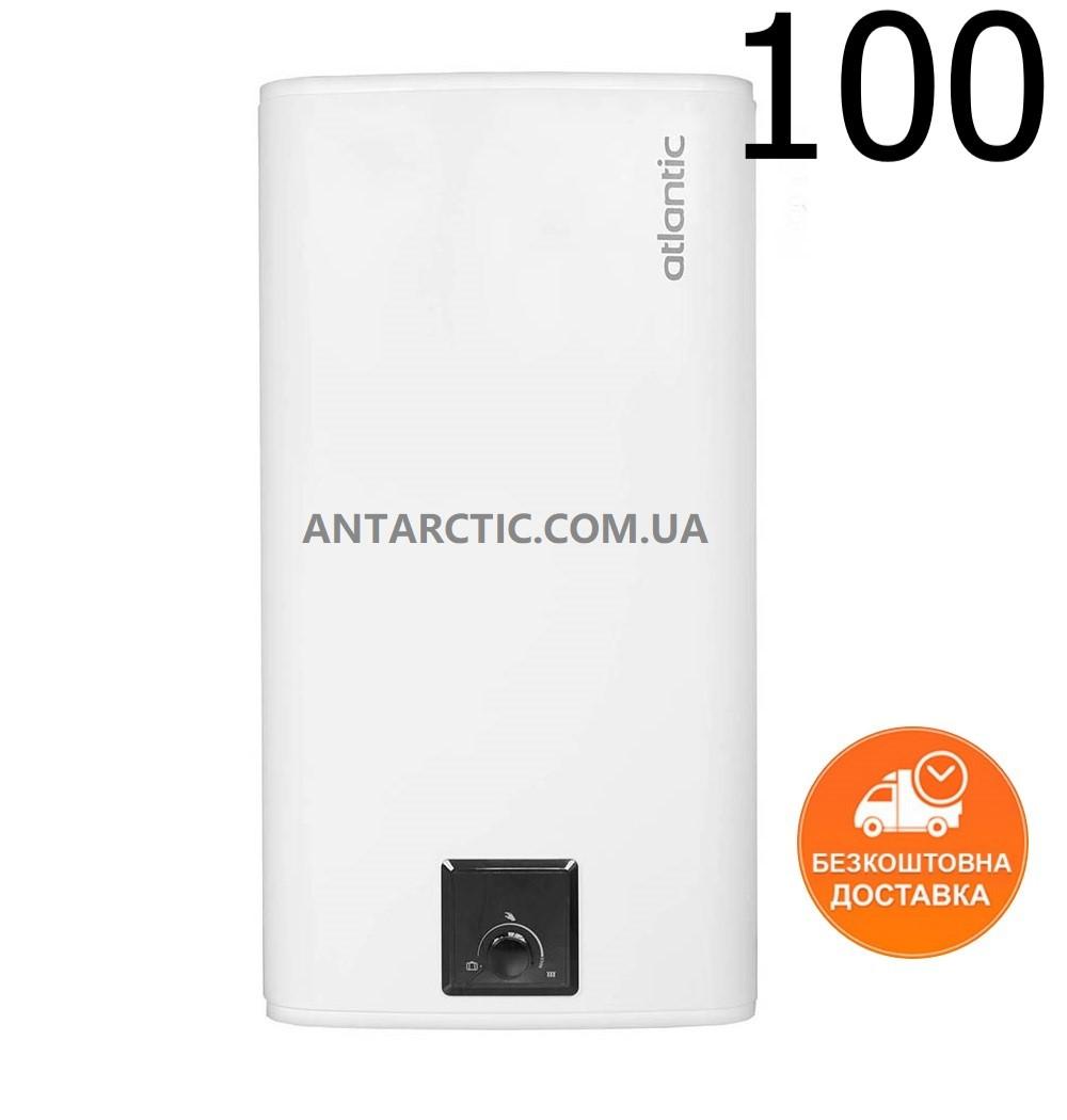 Бойлер 100 литров ATLANTIC STEATITE CUBE VM 100 S4 C M л, водонагреватель электрический с сухим теном