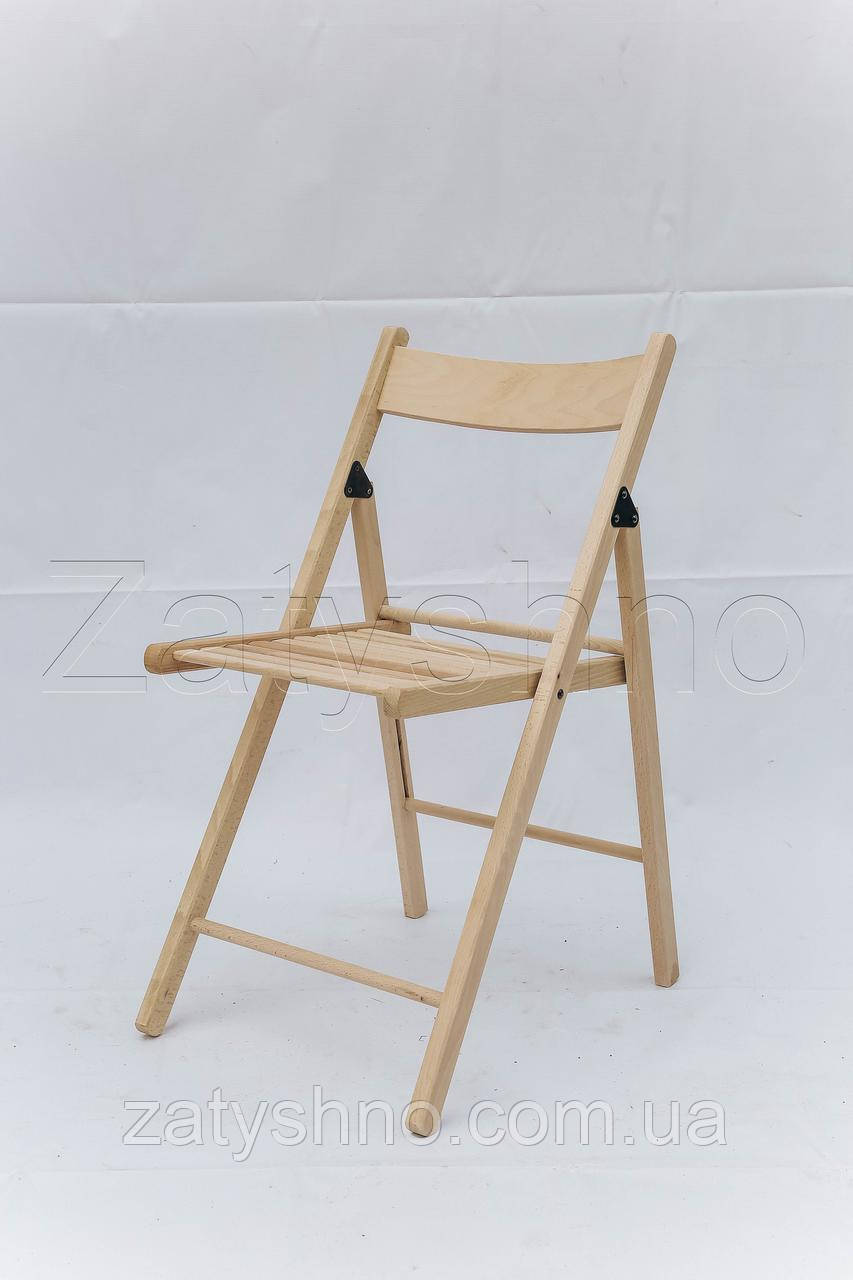 Складное кресло из бука | стул деревянный складной | стулья складные
