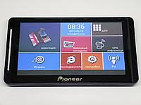 7'' Планшет-навигатор Pioneer 707 (G716) - GPS+ 4 Ядра+ 8Gb+ Android