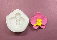 Силиконовый молд Орхидея, фото 1