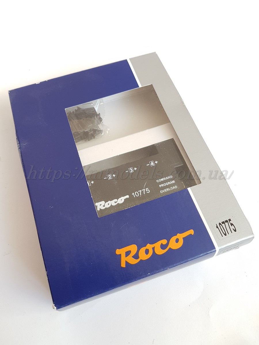 Roco10775 Декодер на 8 стрелочных приводов DCC
