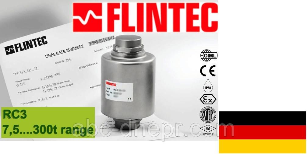 ТензодатчикFLINTEC RC3-40T-C3