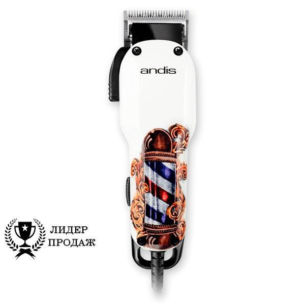 Машинка для стрижки волос Andis Fade Limited Edition Barber Pole AN 66725